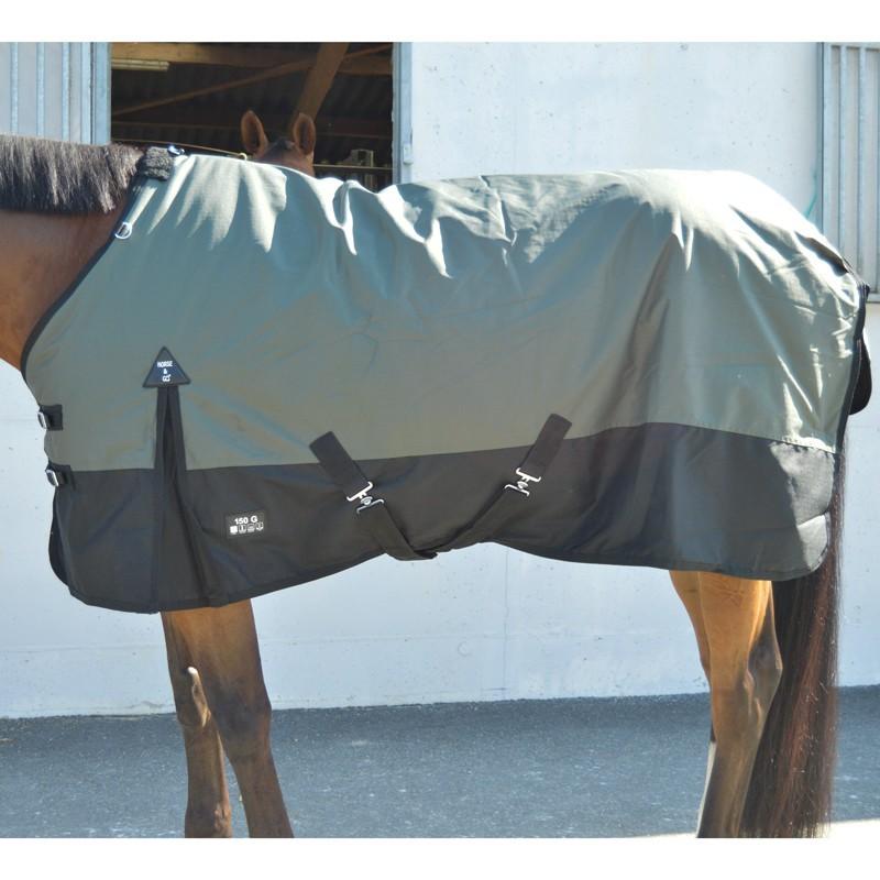 Chemise de concours Chantilly sans manche TIME Rider - Modèle femme